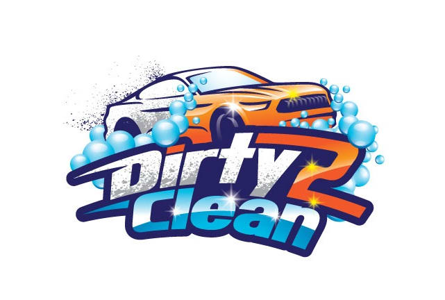Create An Elegant Clean Car Wash Logo In Very Short Time By Lnmmbcqsdhzs