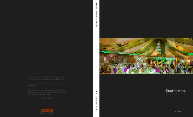 Create Wedding Album Layout By Hgcandelaria