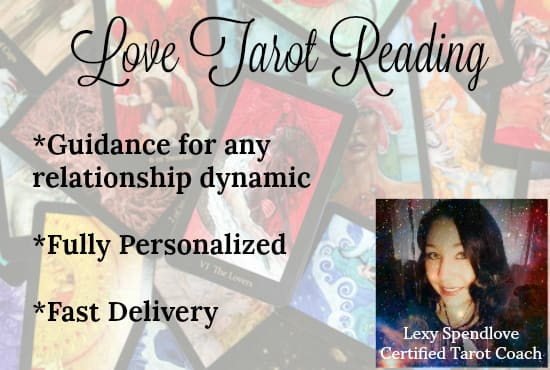 give you a love tarot card reading - Love Card Reading