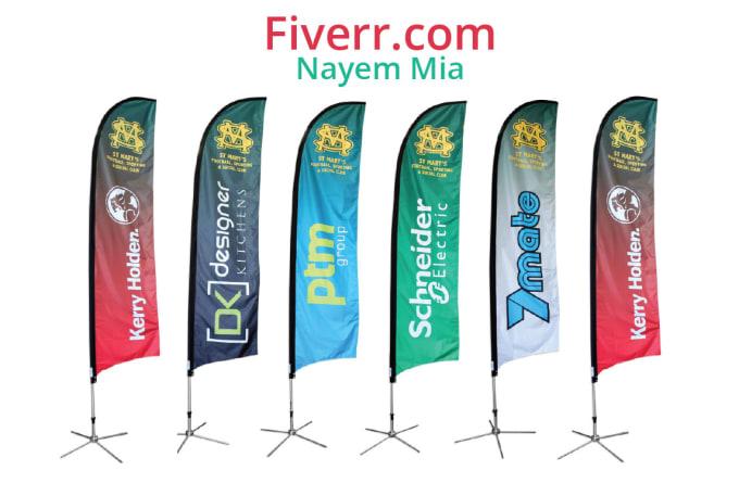 do amazing design tear drop flag, feather flag, wind beach