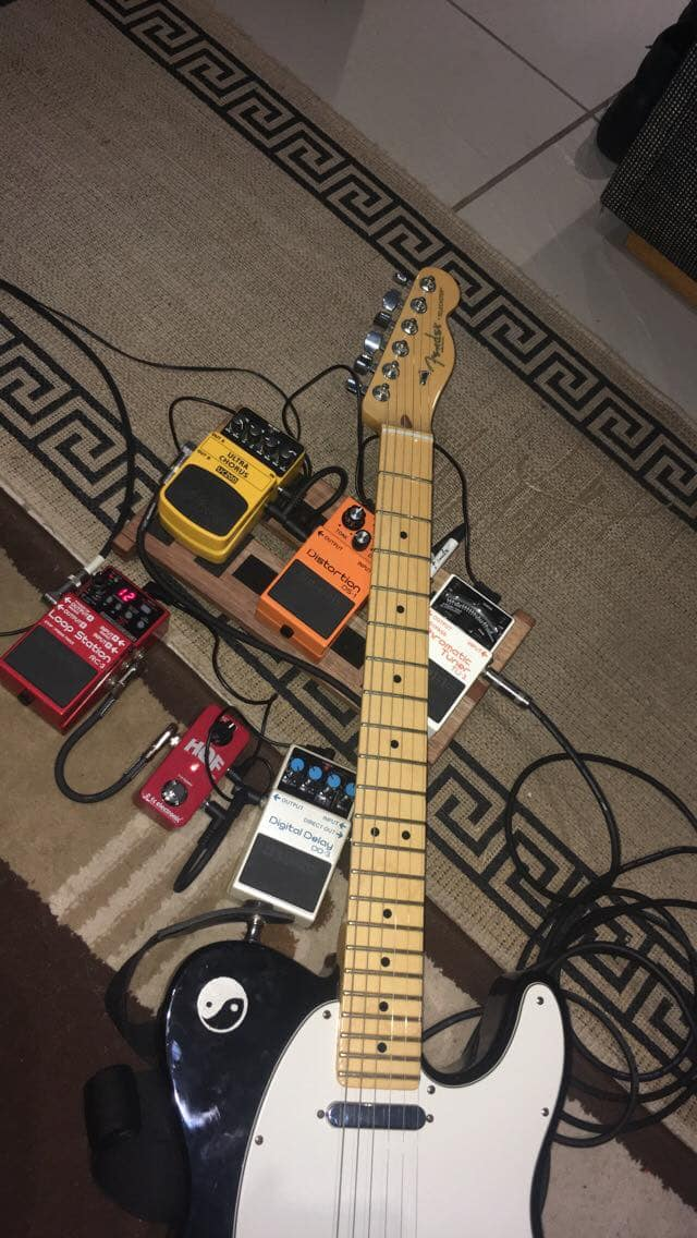 Record Electric Guitar For Your Song By Tajmorgan