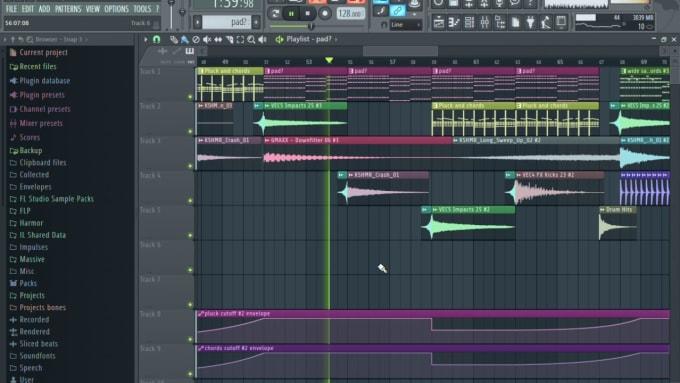 teach you the basics of fl studio