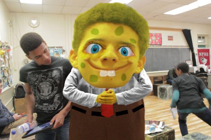 Weird Photos To Photoshop 9