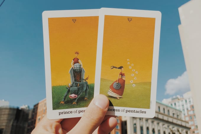 bykaichuan : I will read your tarot cards and birth chart for $10 on  www fiverr com