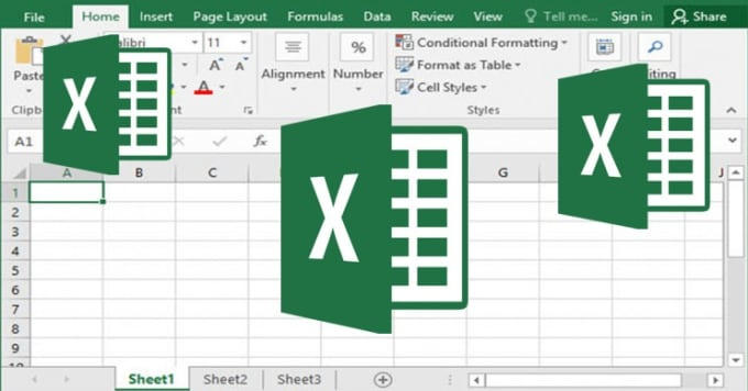 teach the basic and advanced level of ms excel