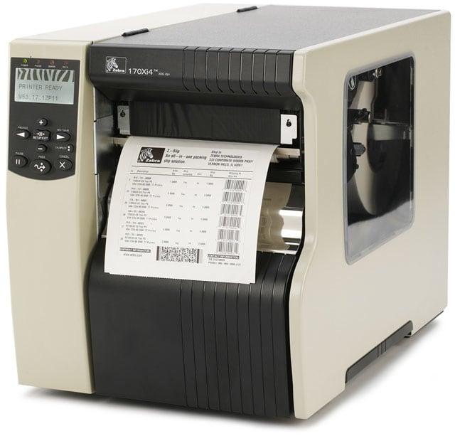 Zebra Zpl Printer
