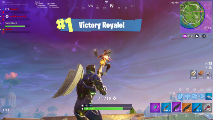 play with you on fortnite any device