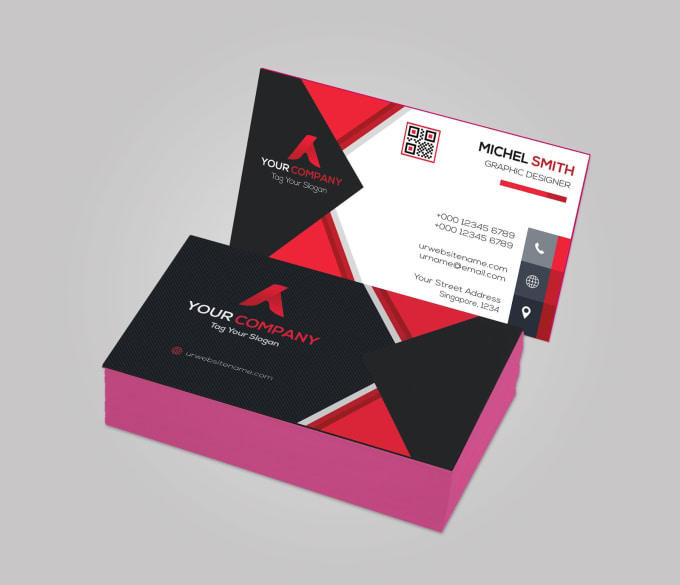 Design awesome business cards and stationery by devwasim design awesome business cards and stationery reheart Gallery