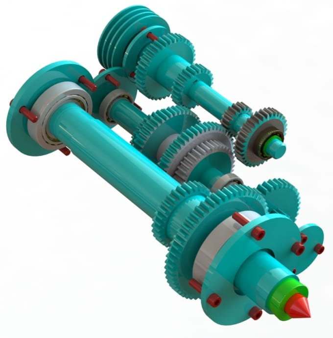 Do a solidworks design and 3d modeling in cheap price by