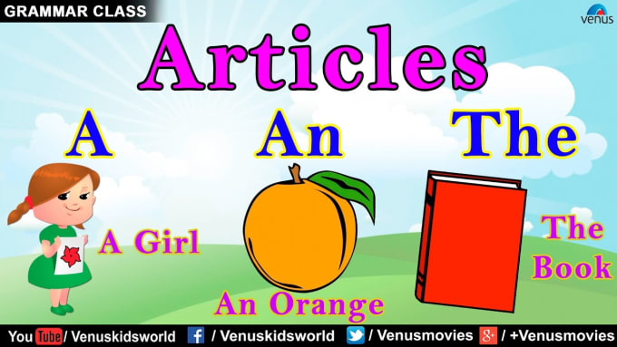 how to write a simple article