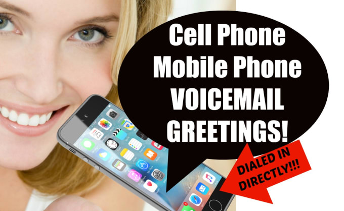Record your cell phone or mobile voicemail greeting by angiesvoicevo record your cell phone or mobile voicemail greeting m4hsunfo