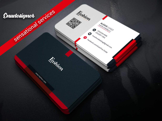 Do unique business card design by enudesigner do unique business card design colourmoves