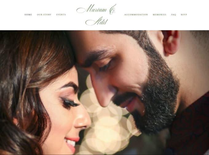 Create A Wedding Website.Create Your Wedding Website