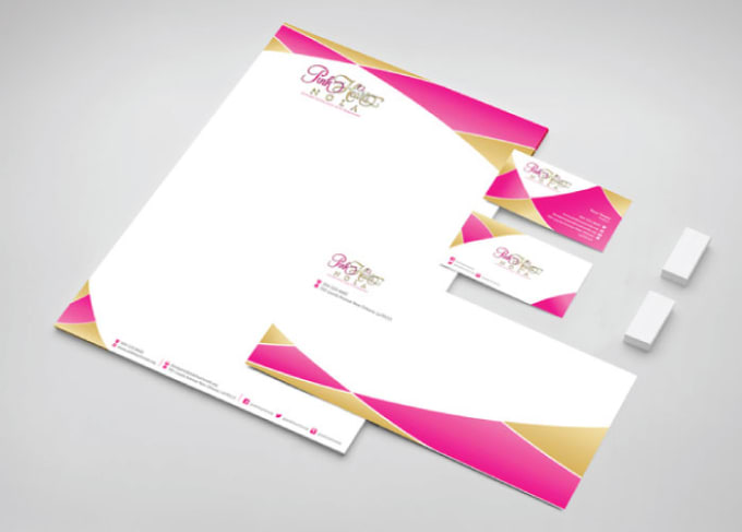 I Will Design Stationary And Letterhead In Ms Word