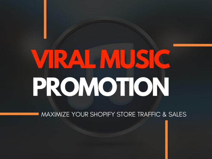 do effective soundcloud, spotify music promotion, plays