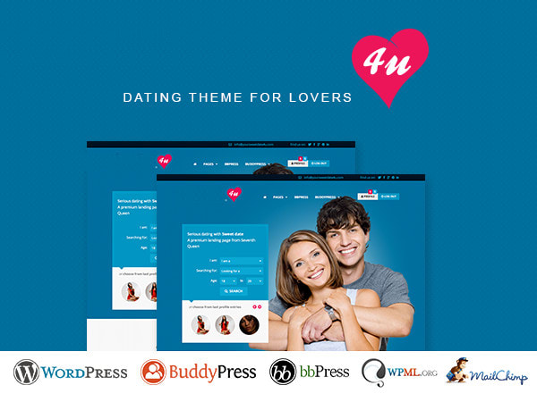 build a dating site with wordpress