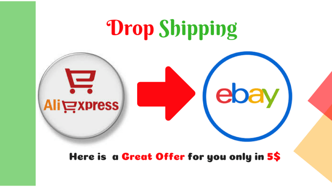 do dropshipping from aliexpress to ebay via dsm tool