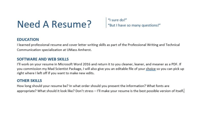 I Will Help You Level Up Your Resume And Cover Letter