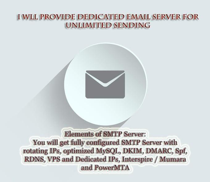 setup mumara, mailwizz or interspire SMTP for bulk emails