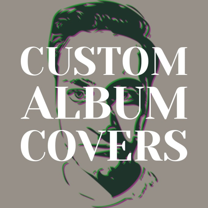 design artwork and promo material for your band
