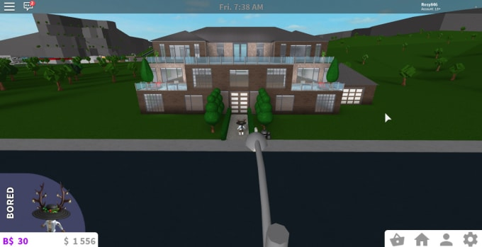 Build And Decorate Bloxburg Houses By Rosy846