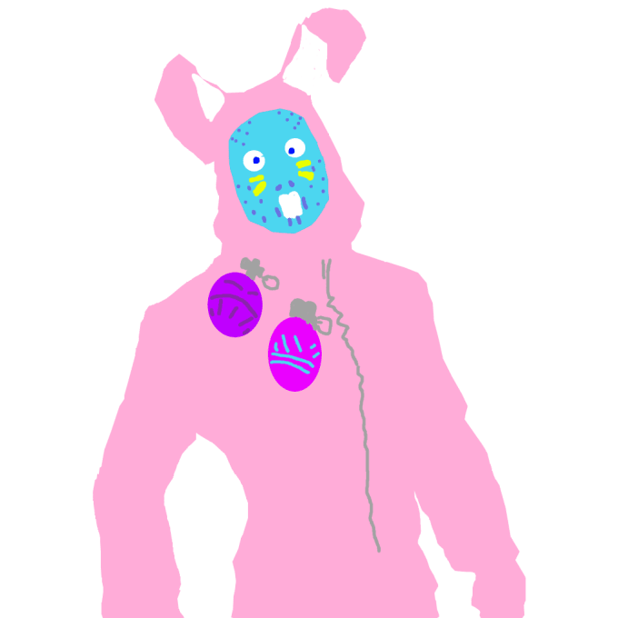 Hi I Want To Draw Fortnite Hero For You By Koxik2004