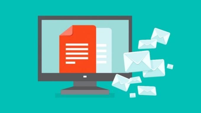רשימה של 90 מליון כתובות אמיילים אמריקאיים