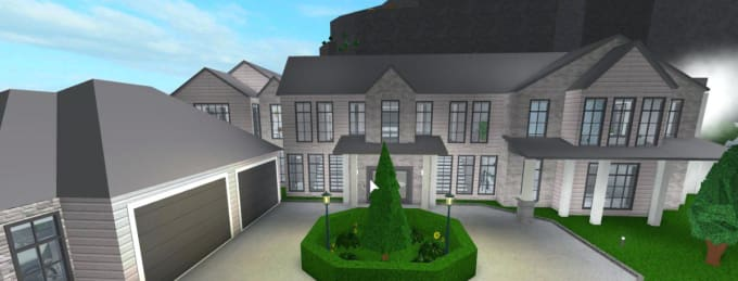 Build Bloxburg Houses To The Best Of My Ability By