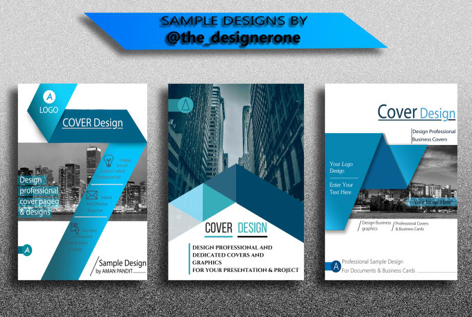 design flyers brochures and covers by the designerone