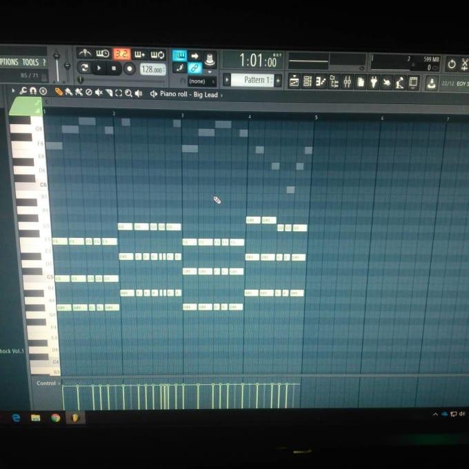 fl studio pattern controls