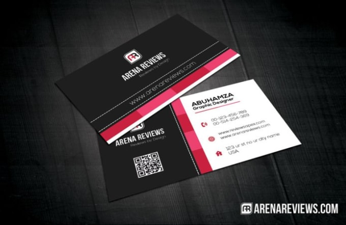 Design a good looking business card by sami94235 design a good looking business card colourmoves
