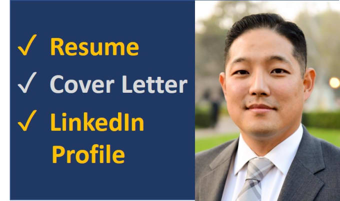 I Will Turn Your Resume And Linkedin Profile Into Gold