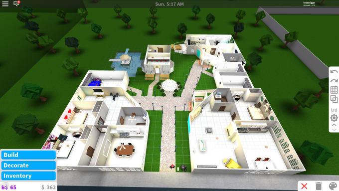 build you any kind of bloxburg house