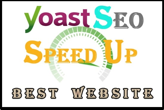 I will yoast SEO and speed up wordpress in gtmetrix