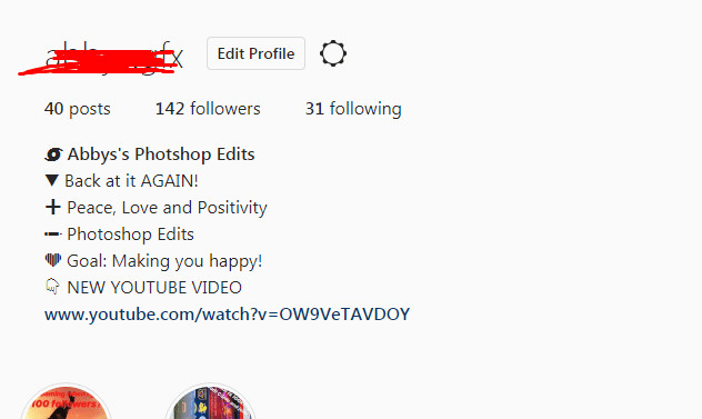 how to make your instagram profile cool