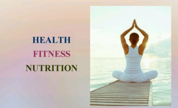 write an article of 700 words related to health and fitness by
