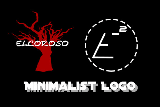 Design A Minimalist Logo For You Using Adobe Photoshop By Elecarno