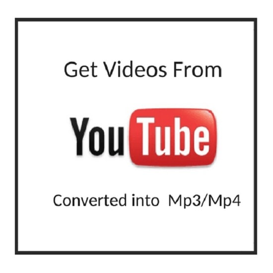 convert youtube videos into mp3 or mp4