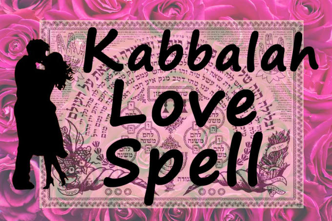 kabbalahmagic : I will give you a powerful kabbalah love energy spell  amulet for $5 on www fiverr com