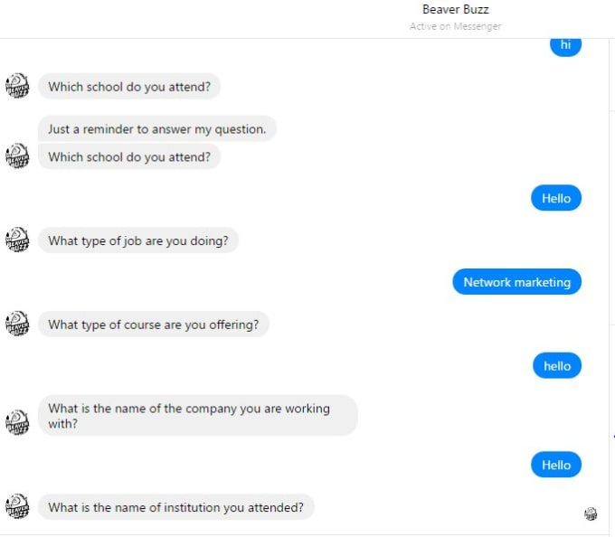 build an ai chat bot for you by appdeveloper990