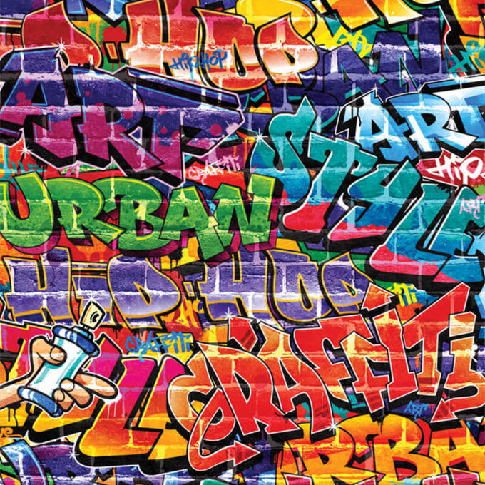 Draw Graffiti On Paper With Your Name By Ridjipop