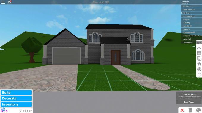 Build A Roblox Bloxburg Mansion For You By Aliencraftgaf