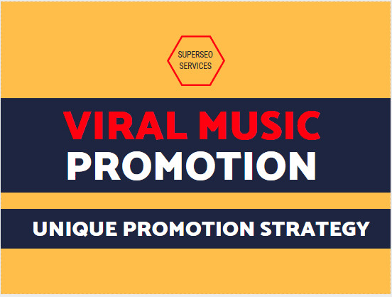 viral itunes, soundcloud, spotify music promotion to grow fanbase