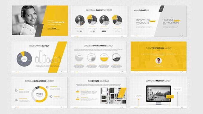design modern powerpoint and keynote presentation by stevebrahmbhatt