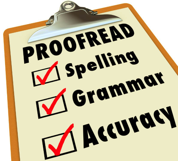 proof read your documents cvs and more by mcclurelancer1