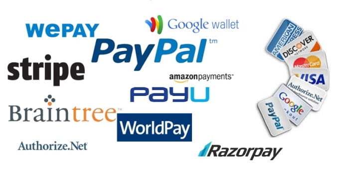 keasbrain : I will implement payment gateway in your website or app for  $200 on www fiverr com