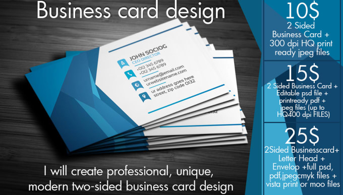 Design business card with two concepts by killan88 design business card with two concepts reheart Image collections