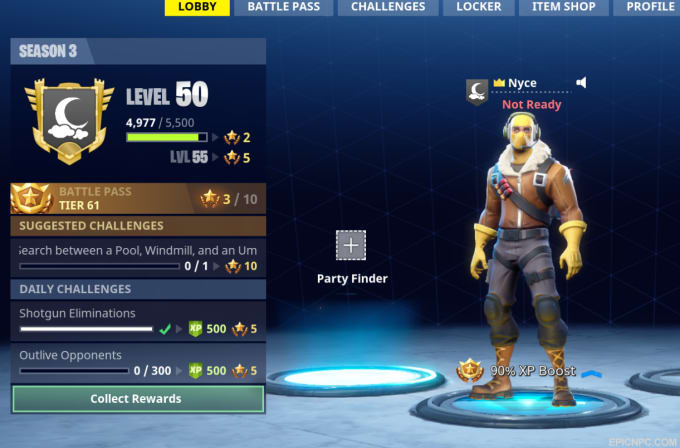 I will create any username for fortnite | Gaming Computer