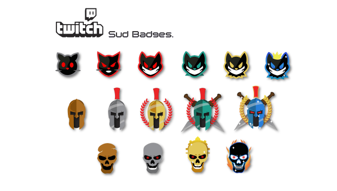 create twitch subscriber badges for your channel