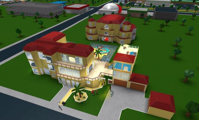 Make A Roblox Bloxburg House For 5 Dollars By Robloxbloxburgf